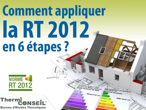 norme rt 2012 comment appliquer la norme rt 2012 en 6 tapes. Black Bedroom Furniture Sets. Home Design Ideas