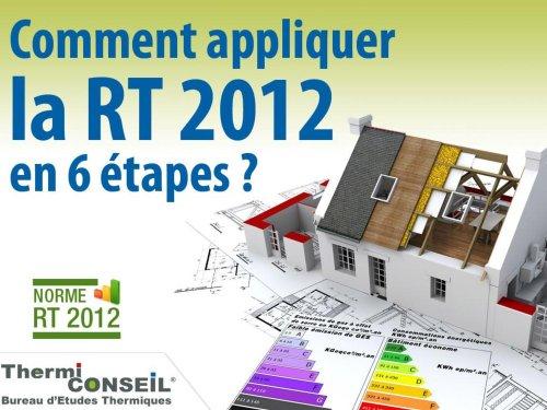 Livre Blanc : comment appliquer la RT 2012 en 6 étapes